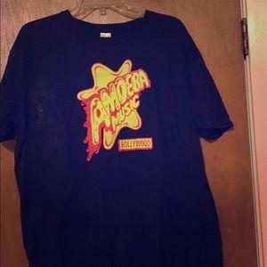 Amoeba Music Hollywood Tee shirt